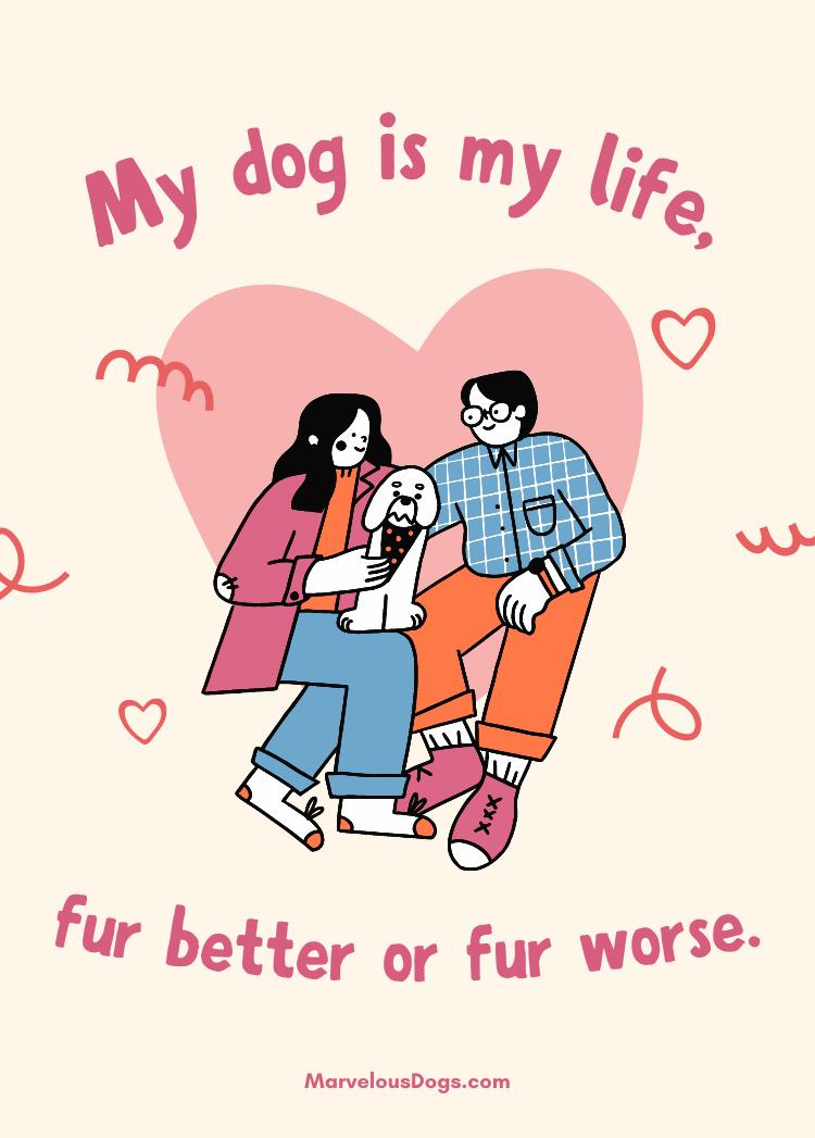 My Dog Is My Life